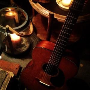 Svartskog kolonial - min gitarr